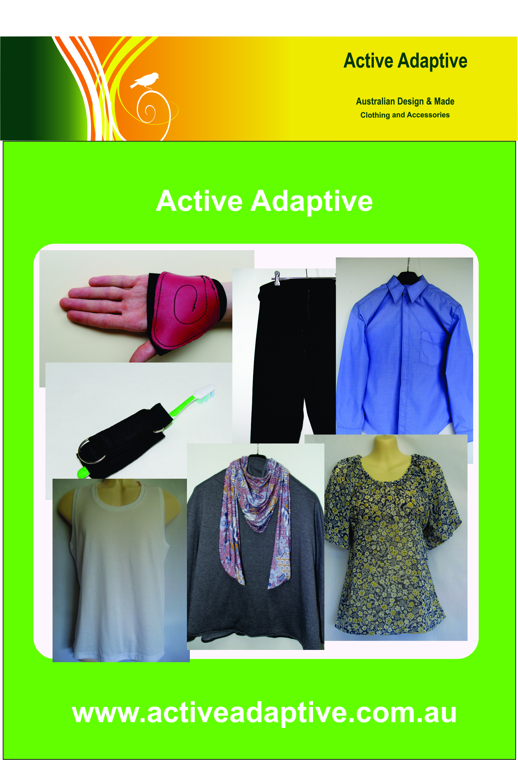 ActiveAdaptive Catalogue Image